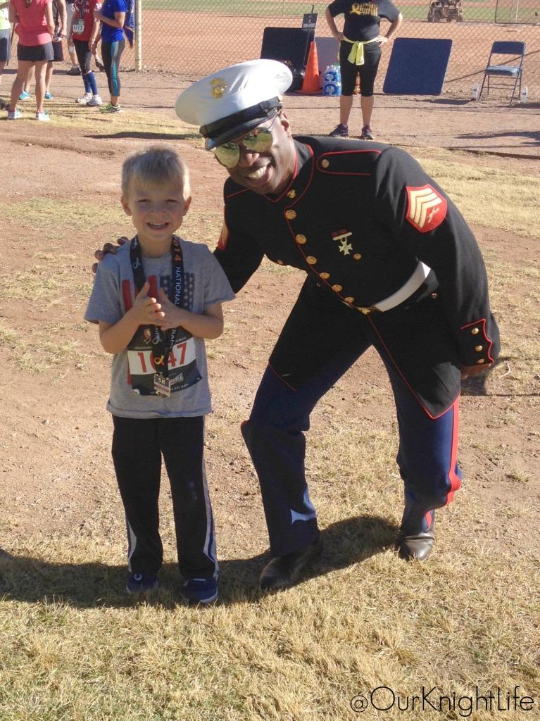 """Las Vegas Run"" ""5k Las vegas"" ""Veteran's Day Run"" ""Veteran's Day 5k"" ""Las vegas Veteran's Day"" ""BOB Double Jogging Stroller"" ""Family 5K Race"""