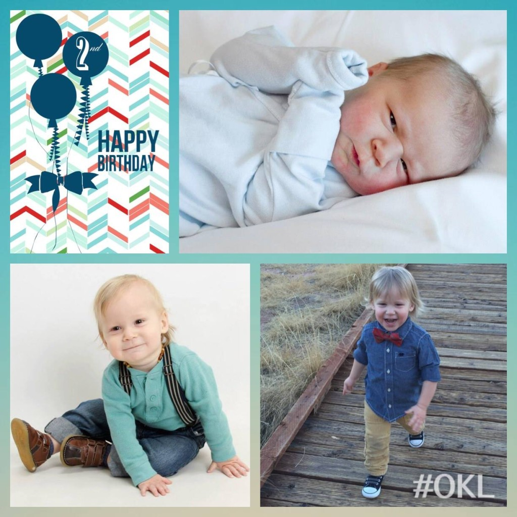 """""""Our Knight Life"""" """"Baby D"""" """"2nd birthday"""""""