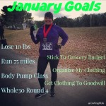 My Word for 2015 and January Goal Setting
