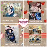 Personalized Family Wall Calendar from Shutterfly