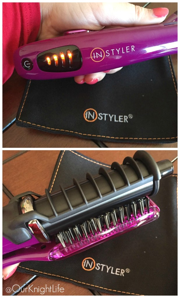 """""""Instyler"""" """"Instyler Review"""" """"Instyler Max 2-way Rotating Iron Review"""" """"Hair style"""" """"Easy flat Iron"""""""
