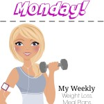 Move It Monday (Weekly Meal Planning + Workouts)