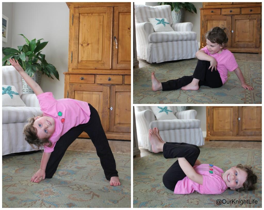 """Kids Yoga"" ""Toddler Yoga"" ""YogaLean Book Review"" ""YogaLean"" ""Beth Shaw"""