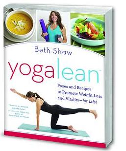 """YogaLean Book Review"" ""YogaLean"" ""Beth Shaw"""