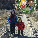 Explore Las Vegas: National Parks + @NatParksTrust Giveaway #kidstoparks