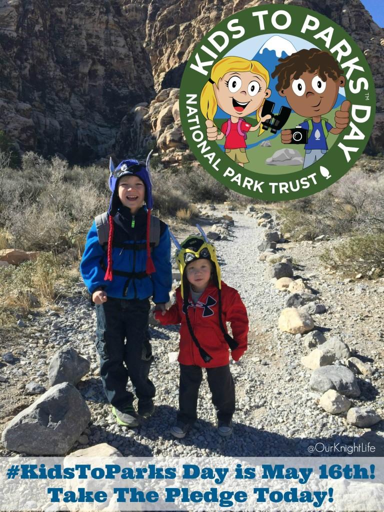 """Kids To Parks"" ""National Park Trust"" ""Las Vegas National Parks"""