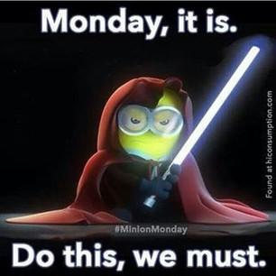 Minion Monday
