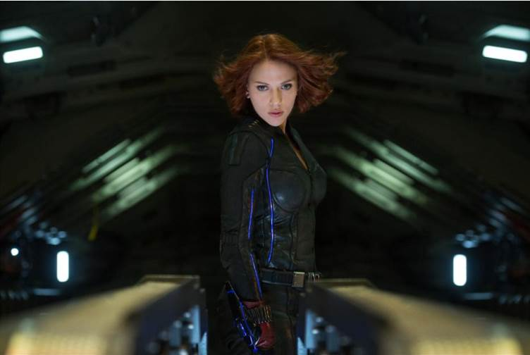 Avengers, Marvel, Avenger: Age of Ultron Movie Review, Black Widow