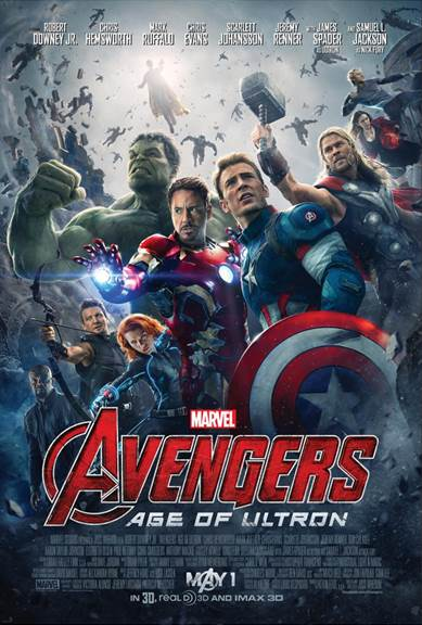 Avengers, Marvel, Avenger: Age of Ultron Movie Review