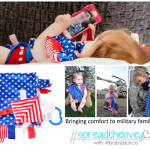 #SpreadTheLovey for Military Families via Baby Jack & Co #Giveaway