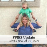 FPIES Update: What's New at 2+ years old?