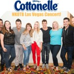 NKOTB The Main Event Tour Go Cottonelle #GoCommando