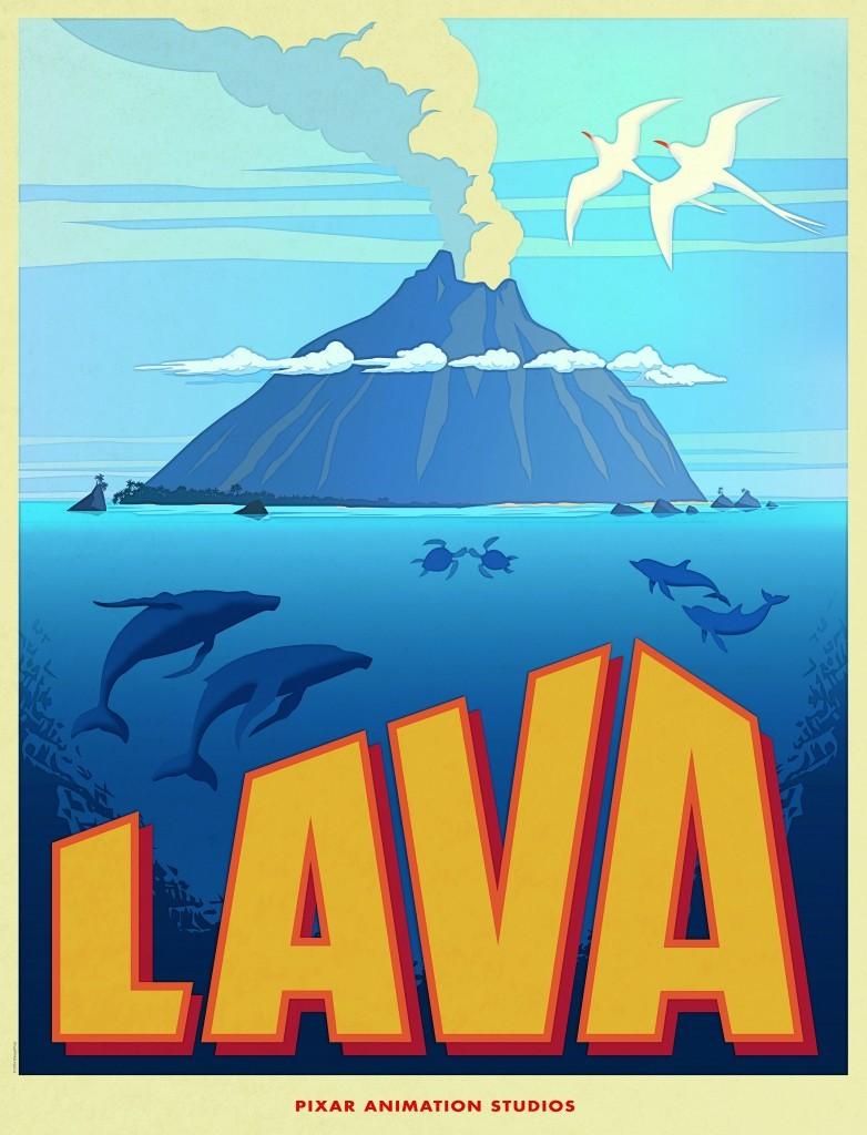 """Pixar"" ""Lava"""