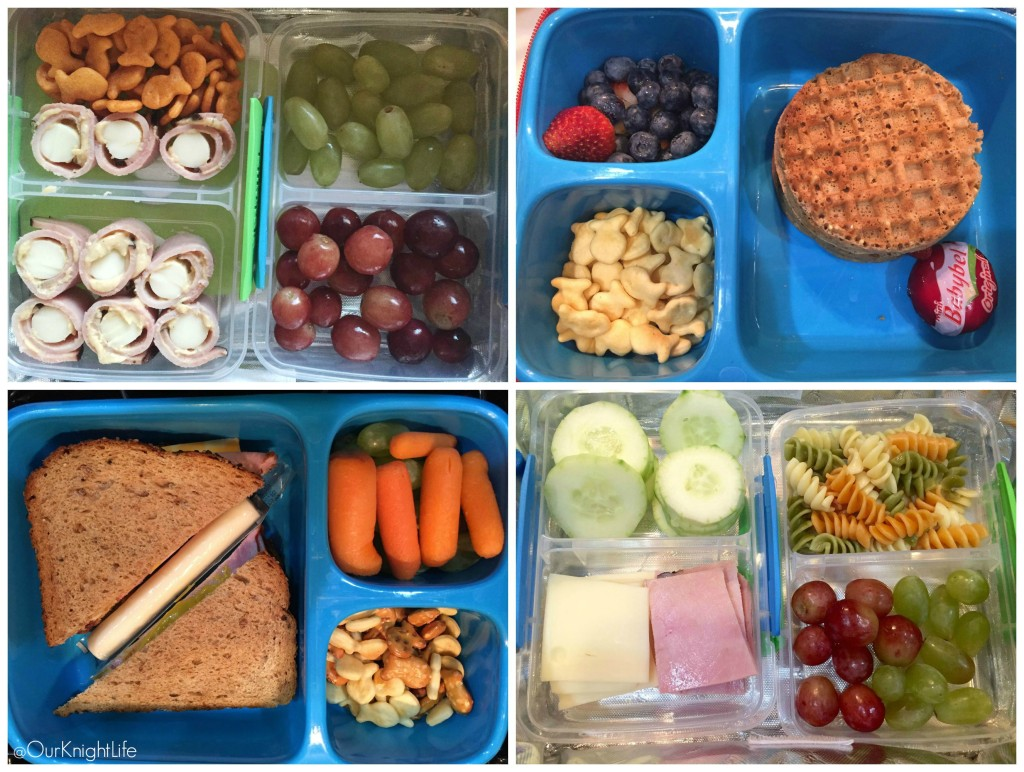"""""""School Lunch Ideas"""" """"quick school lunches"""" """"Easy school lunches"""" """"keep lunch simple"""""""