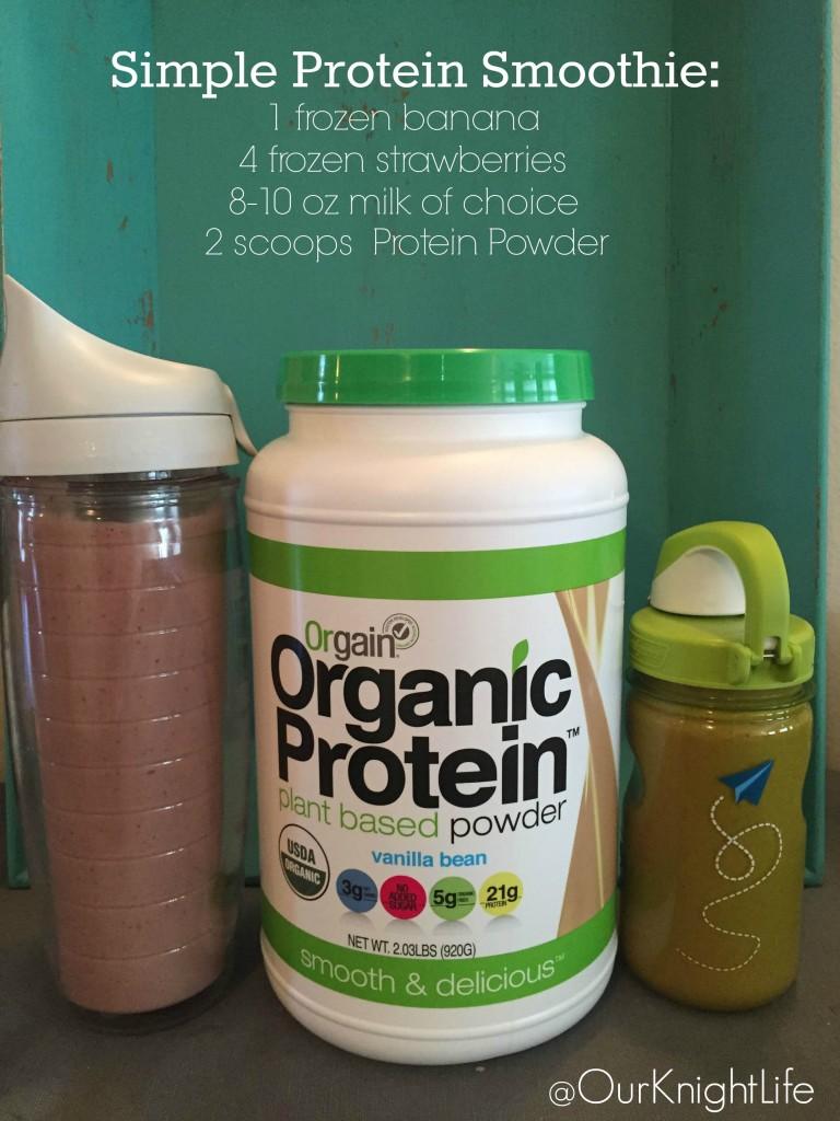 """Orgain Pant-based Protein Powder"" ""Plant-Based Protein"" ""Overnight oats"" ""Pumpkin pie overnight oats"" ""Pumpkin Pie Oatmeal"" ""Pumpkin Pie Overnight Oatmeal"""