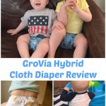 GroVia Hybrid Cloth Diaper Review