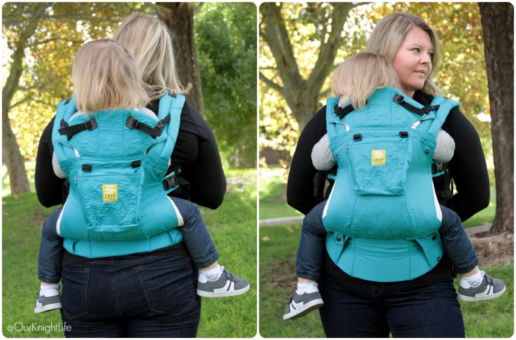 LILLEbaby COMPLETE baby carrier 6-in-1 Baby Carrier