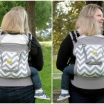 LILLEbaby Essentials Baby Carrier Giveaway