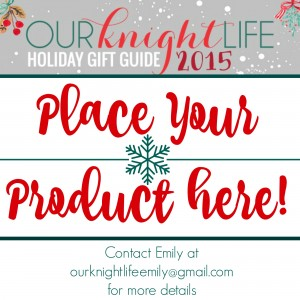 Holiday Gift Guide Ad