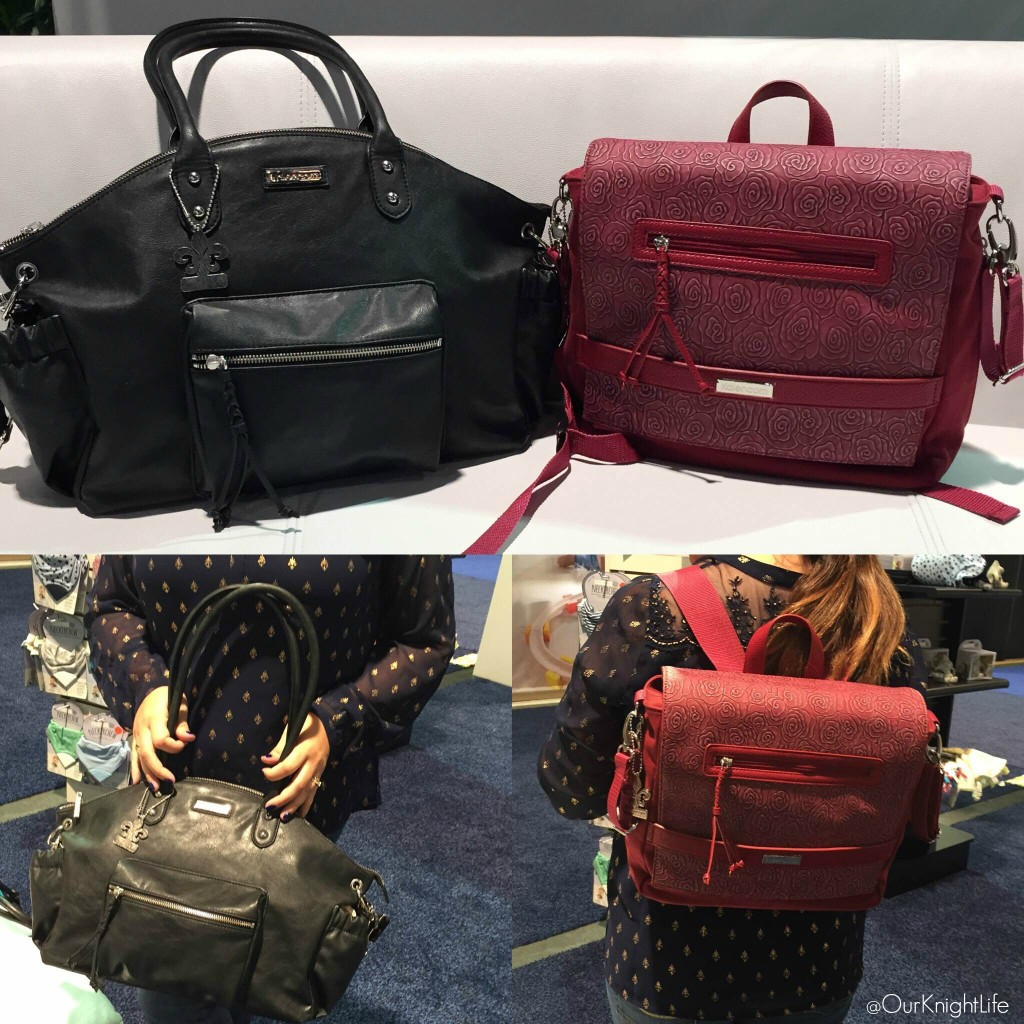 """ABC Kids Expo 2015"" ""Diaper Bags"" ""Kalencom Diaper Bag"""