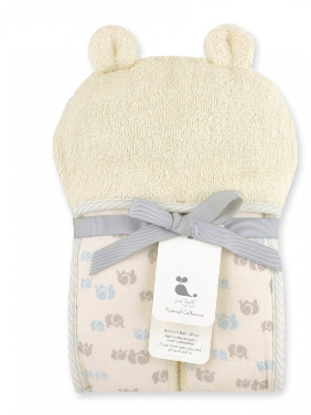 """""""Just Born"""" """"Hooded Towel"""" """"Gift for Baby"""" """"Holiday Gift Guide 2015"""""""