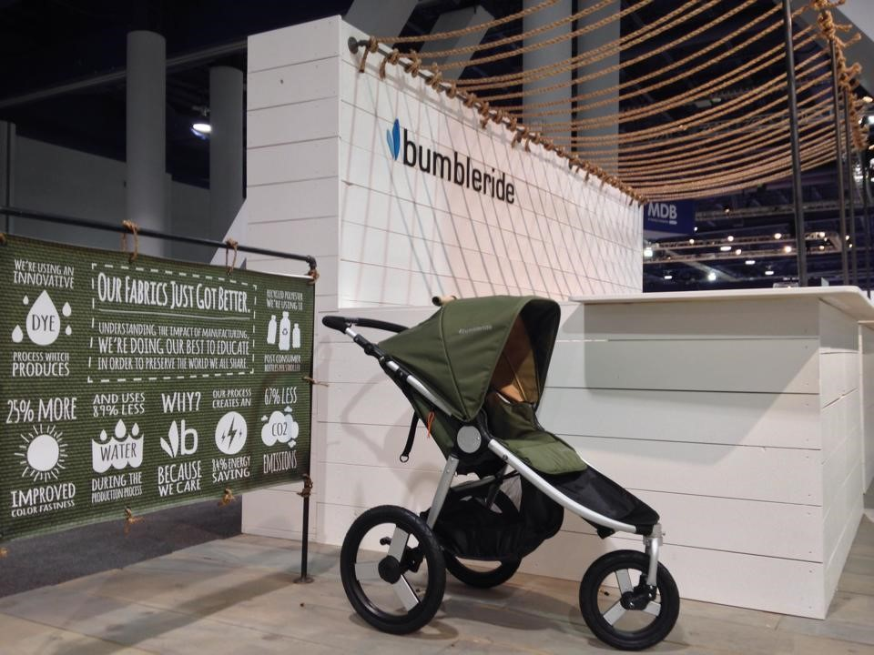 """ABC Kids Expo"" ""Bumbleride Speed"" ""Bumbleride Jogging stroller"""