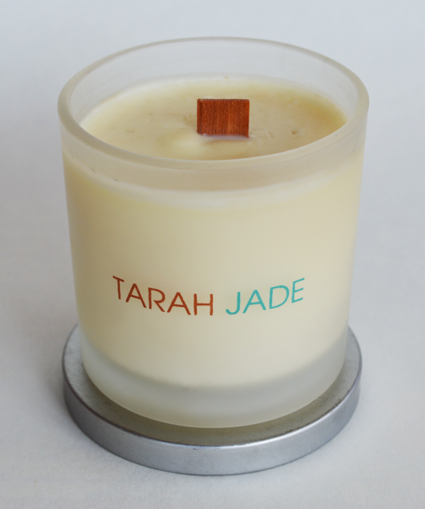 """""""Gifts for Mom"""" """"Tarah Jade Candle"""""""