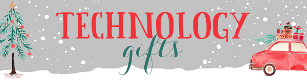 """""""Technoloy Gift Ideas"""" """"Holiday Gift Guide 2015"""""""