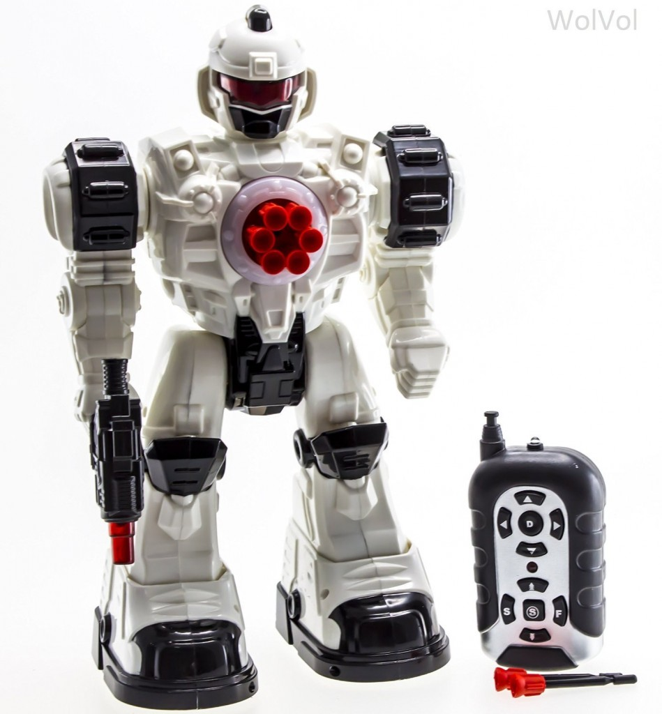 """""""Police Robot"""" """"Remote Control Toys"""" """"Gifts for Boys"""" """"Holiday Toy"""""""