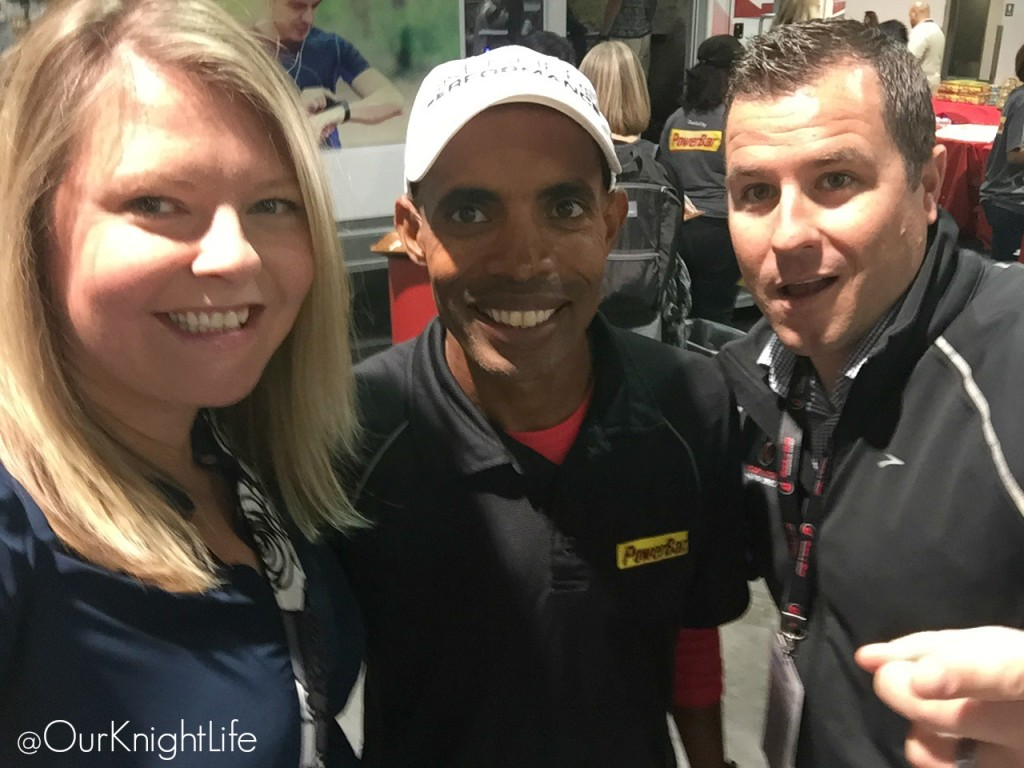 """Run with Meb"" ""Run Rock N Roll"" ""Half Marathon"" ""Meb Keflezighi"" ""Rock N Roll Expo"" ""Las Vegas Run Rock N Roll"" ""Running"" ""Race Recap"""