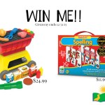 The Learning Journey Toys Review + Giveaway