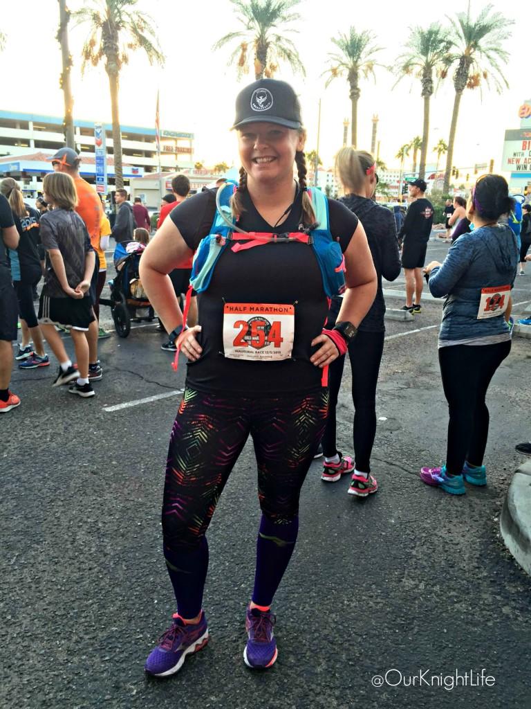 Running a Half Marathon with Mizuno Inspire 12 Support Running Shoes