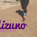 Mizuno Wave Inspire 12 Support Running Shoe Review #MizunoInspire12