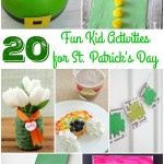 20 Fun Kid Activities for St. Patrick's Day!