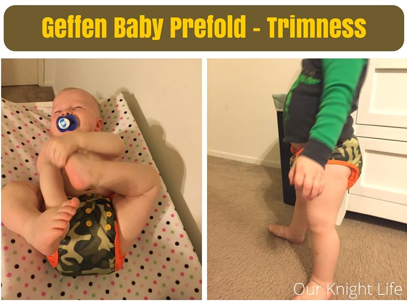 Geffen Baby Prefold - Trimness
