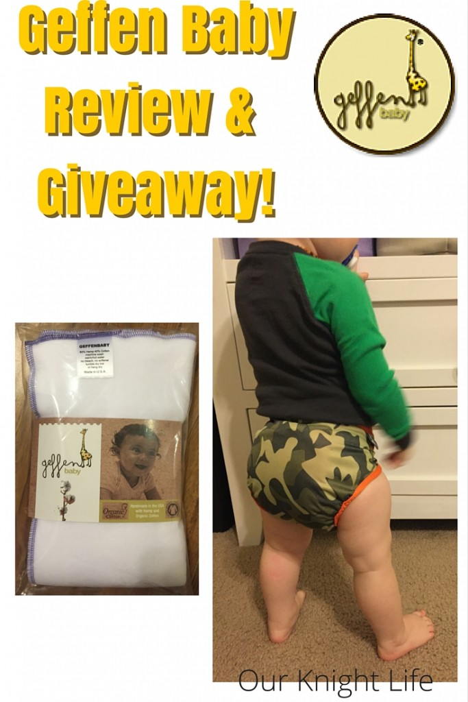 Geffen BabyReview & Giveaway!