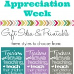 Free Teacher Appreciation Printable: Teachers Who Love Teaching
