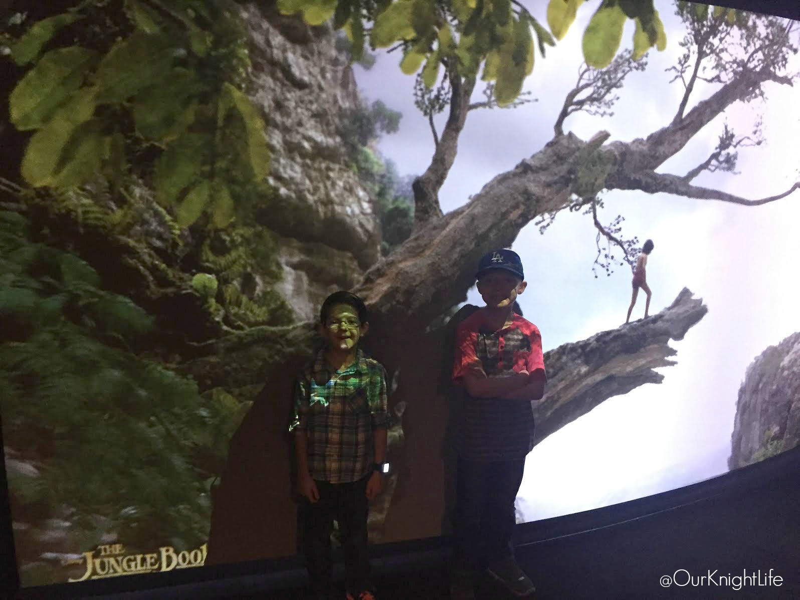 The Jungle Book AMC Dolby Cinema