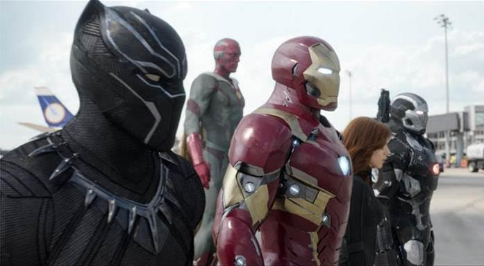 Marvel's Captain America Civil War Movie Review