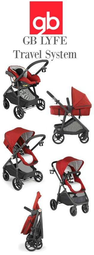 GB Lyfe Travel System Review, GB Lyfe Stroller and GB Asana 35 Infant Car Seat