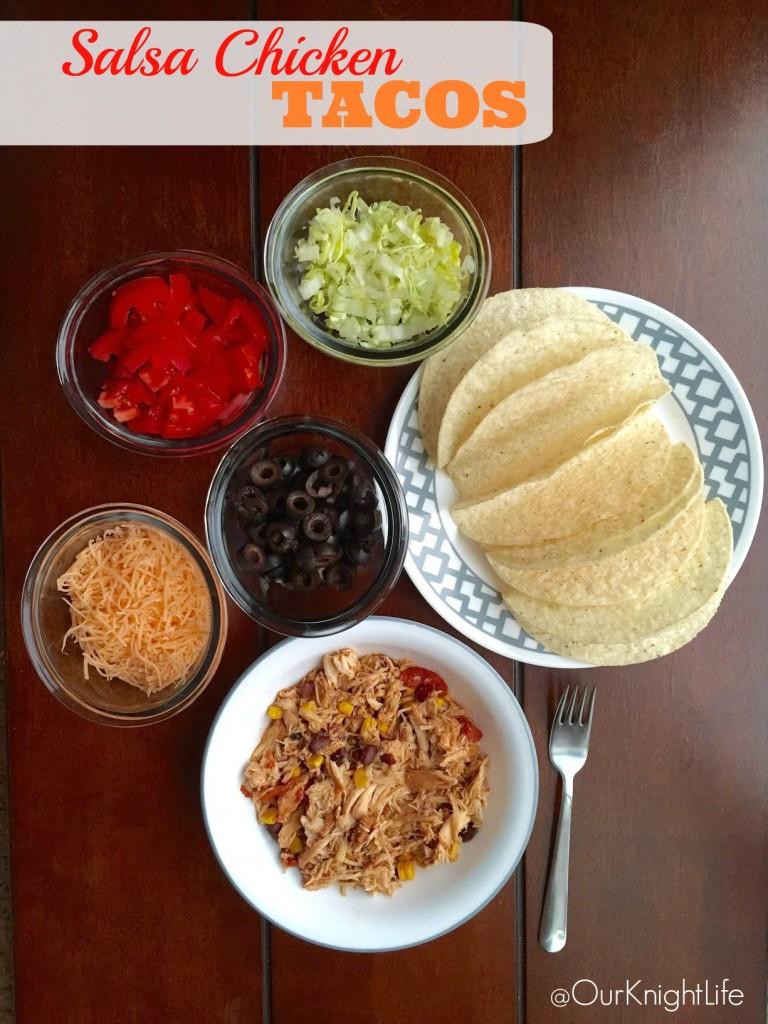 Salsa Chicken Tacos - Signature Line from VONS