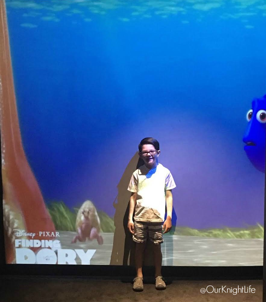 Disney Pixar's Finding Dory in Dolby Cinema AMC
