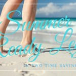 Get summer ready legs by implementing these two things to your daily routine!