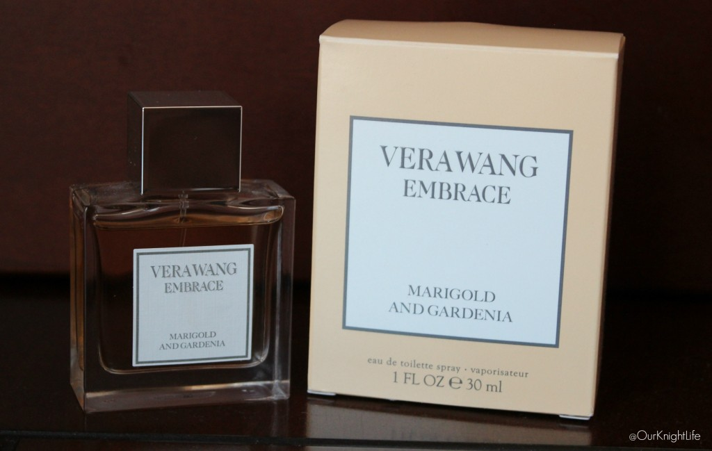 Vera Wang Embrace Collection - Marigold and Gardenia Fragrance