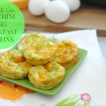 Monday Check In + Zucchini Egg Breakfast Muffins