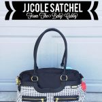 JJ Cole Satchel Diaper Bag Review