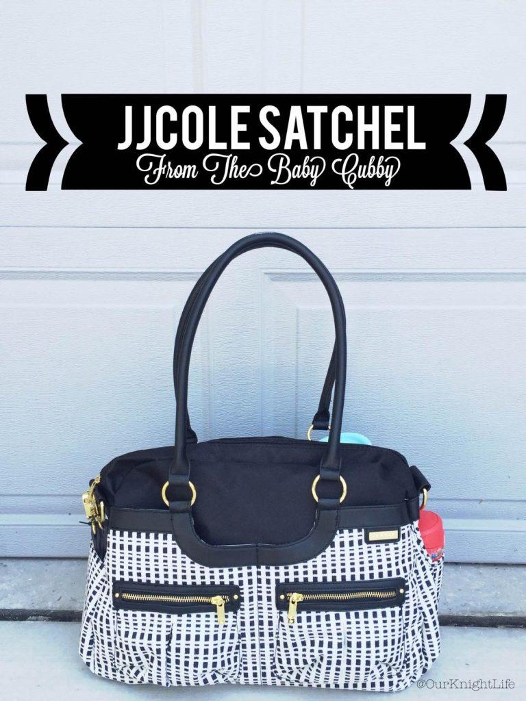 The Baby Cubby - JJ Cole Stachel Diaper Bag Review