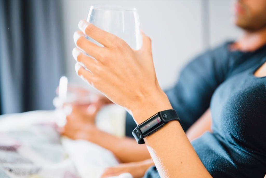 BSX Technologies LVL Wearable Hydration and Fitness Tracker