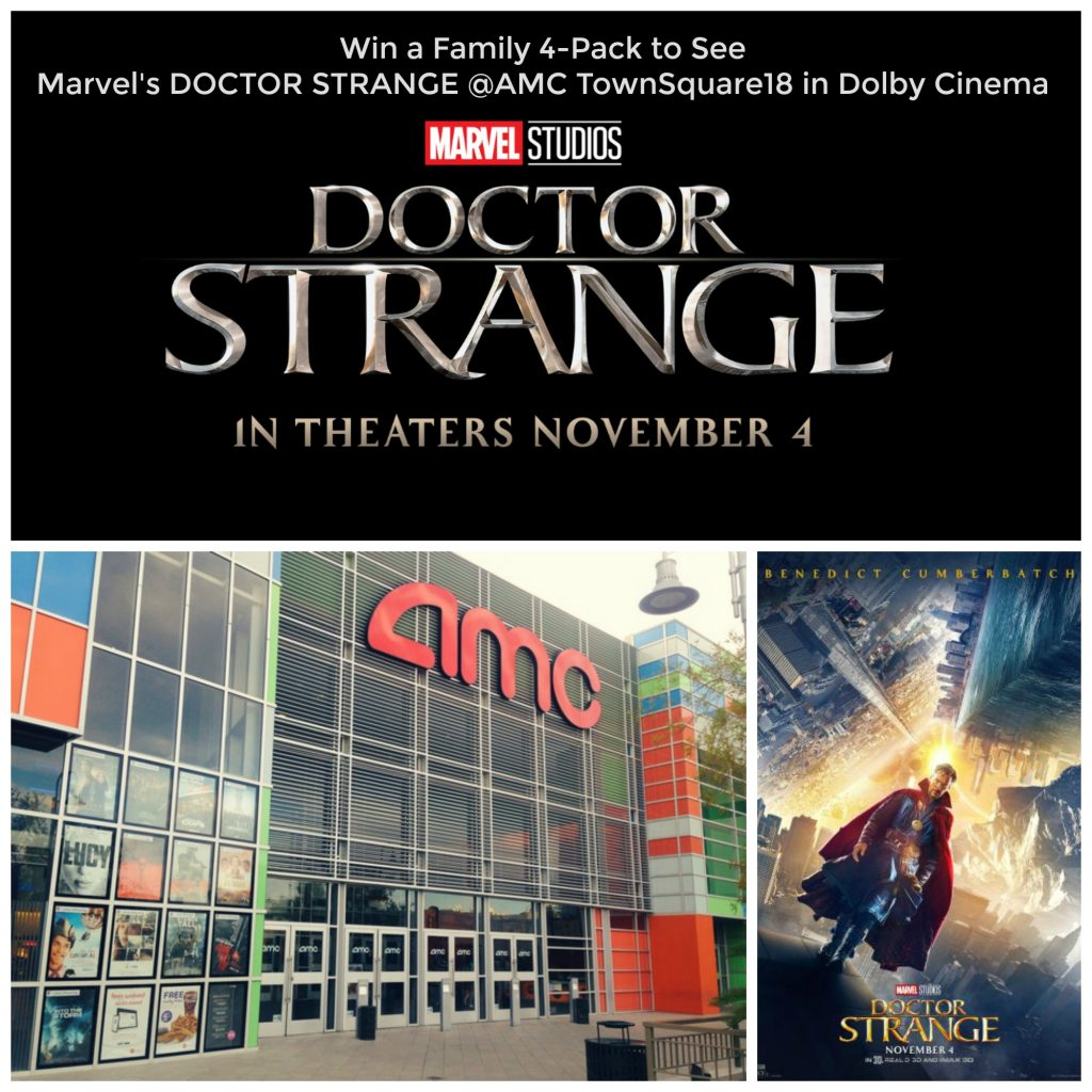 Dolby Cinemas at AMC - Marvel's Dr. Strange