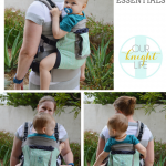 The Expanded Essentials Baby Carrier Line